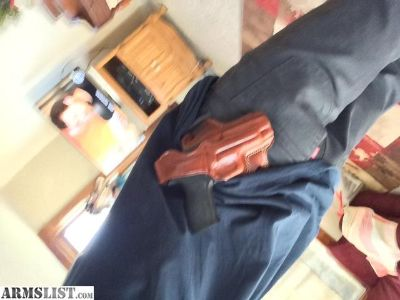 For Sale: Sig 226 9mm with galco leather holster