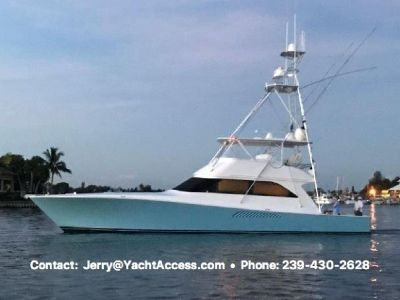 2001, 61' VIKNG 61 Convertible (4-Staterooms)
