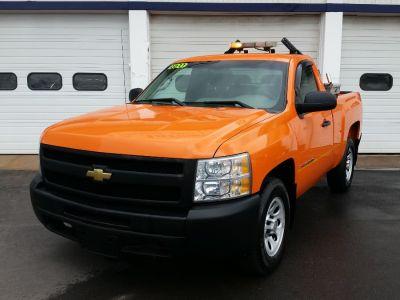 2011 Chevrolet Silverado 1500 Work Truck (Orange)