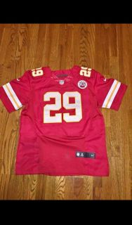 Eric berry authentic jersey size large