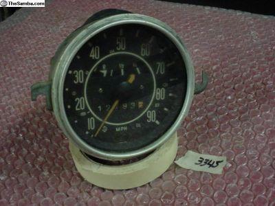 Vdo Speedometer 113957023e 2-70