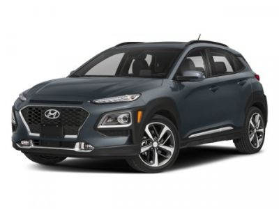 2018 Hyundai KONA Ultimate (Thunder Gray)