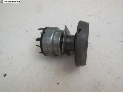 Porsche 911 / 912 Early Ignition Switch, No Key