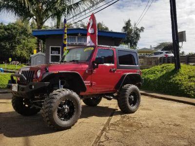 2013 Jeep Wrangler Sport (Maroon)