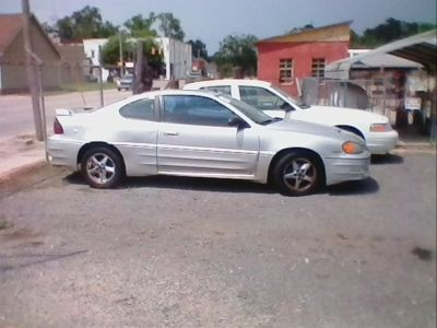 2005 Pontiac Grand Am GT1 (Silver)