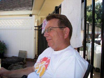 Mentor Dad looking