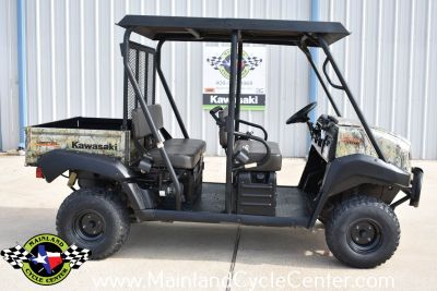 2013 Kawasaki Mule 4010 Trans4x4 Camo Utility SxS La Marque, TX