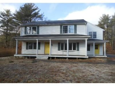 5 Bed 4 Bath Foreclosure Property in Foxboro, MA 02035 - Mechanic St