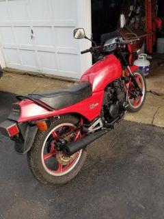 1983 Kawasaki GPZ 550