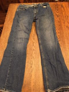 Old Navy boot cut size 10