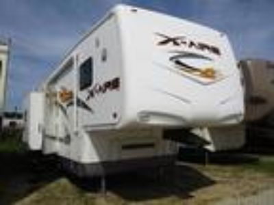 2008 Newmar X-Aire 38CKTH Double Slide with Rear Garage