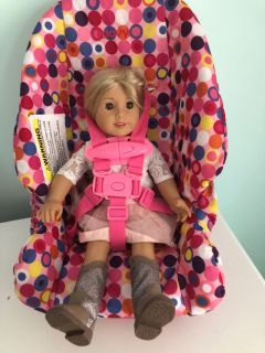 Doll Booster Seat