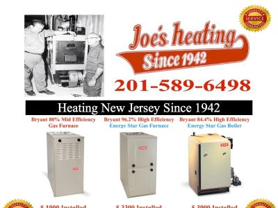 "Discount Heating System Repair ""Furnaces & Boilers"""