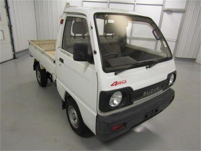 1990 Suzuki Carry w/ Dump Bed