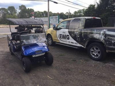 2013 E-Z-Go Express S6 Golf Golf Carts Exeter, RI