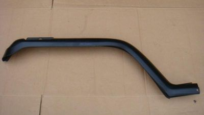 Sell 87-95 Jeep Wrangler Left Driver Front Fender Flare Guard 88 89 90 91 92 93 94 motorcycle in Arlington Heights, Illinois, US, for US $44.99