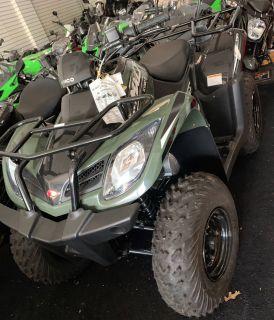 2018 Kymco MXU 270 ATV Sport Utility White Plains, NY
