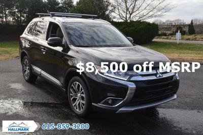 2018 Mitsubishi Outlander SE (Labrador Black Metallic)