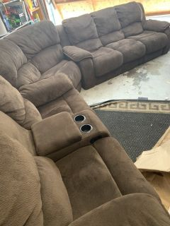 3 Section Sofa