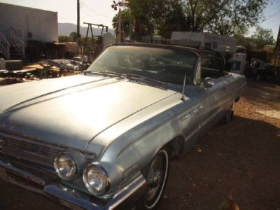 Arizona Rides ** 1962 Buick Invicta Convertible-This Car Has Been Sold