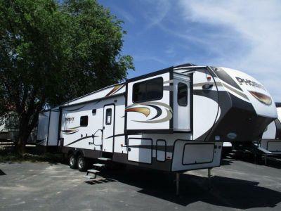 2019 Shasta Rvs Phoenix 370FE