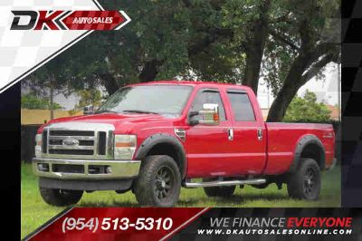 Used 2010 Ford F350 Super Duty Crew Cab for sale