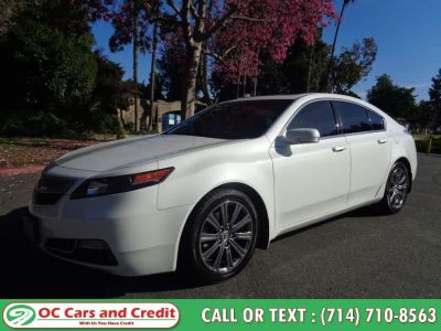 2014 Acura TL Base w/SE (White)