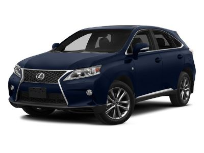 2015 Lexus RX 350 Base (Not Given)