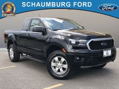 2019 Ford Ranger XL (Shadow Black)