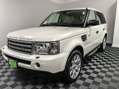 2008 Land Rover Range Rover Sport 4x4 4WD SUV HSE Sport Utility