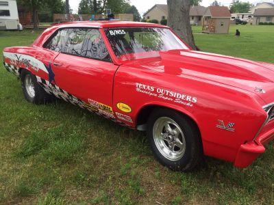 1967 Chevelle Nastalgia Super Stock Car