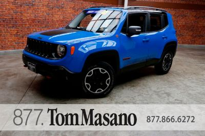 2015 Jeep Renegade 4WD 4dr Trailhawk (Sierra Blue)