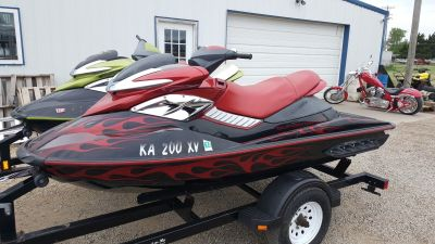 2006 Sea-Doo RXP 2 Person Watercraft Russell, KS