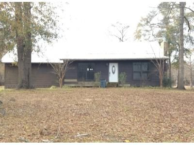 5 Bed Preforeclosure Property in Sibley, LA 71073 - Fred Sanders Rd
