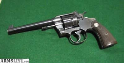 For Sale: Colt Officer's Model .22