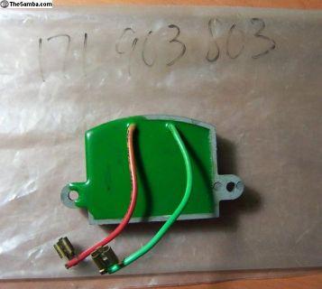 Voltage Regulator Rabbit Scirocco Jetta Dasher