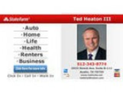 Ted Heaton III - State Farm Insurance Agent