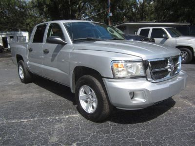 2008 Dodge Dakota SLT (Silver)
