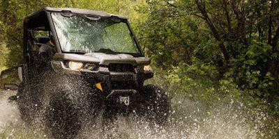 2016 Can-Am Defender XT CAB HD10 Utility SxS Utility Vehicles Rapid City, SD