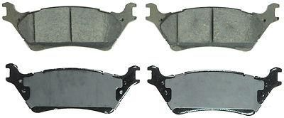 Find WAGNER ZD1602 Disc Brake Pad- QuickStop, Rear motorcycle in Southlake, Texas, US, for US $45.26