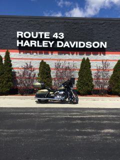 2018 Harley-Davidson Ultra Limited Touring Sheboygan, WI