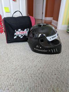 G-Force Helmet - Like New