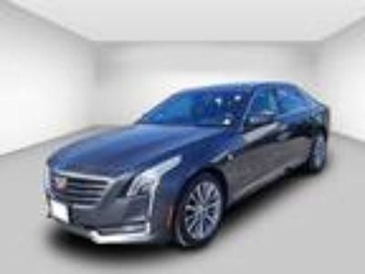 2017 Cadillac CT6 Sedan 4dr Sdn 3.6L Luxury AWD