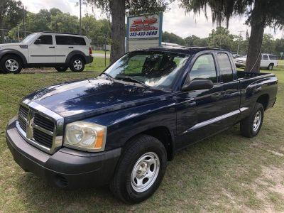2006 Dodge Dakota ST (Blue)