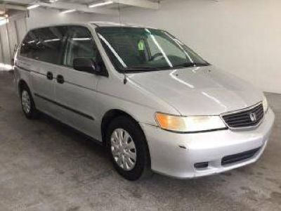 2001 HONDA ODYSSEY - GREAT FAMILY VAN --- ONLY 89,000 MILES