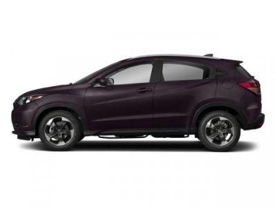 2018 Honda HR-V EX-L Navi (Mulberry Metallic)
