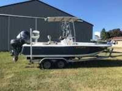 2017 Tidewater 2000 Carolina Bay Bay Boats Kaukauna, WI