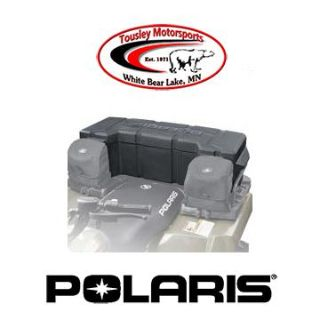 Sell POLARIS SPORTSMAN LOCK & RIDE REAR CARGO RACK BOX 2875176 motorcycle in Saint Paul, Minnesota, US, for US $219.99