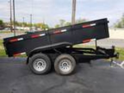 Used 2019 DUMP BUMPER PULL For Sale