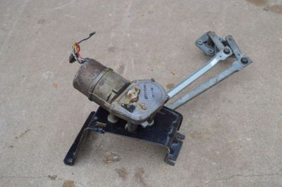 Buy 65 66 67 Ford Mustang 2 Speed Windshield Wiper Motor Trans Arms Bracket TESTED motorcycle in Franklin Park, Illinois, United States, for US $300.00